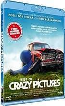 Best of Crazy Pictures ( DEN BLナ MANNEN / ヨvertidskrig / Ta Mig / Milj / Tiggaren / Negerboll / Generation Krig / Kuken Brinner / Du Ritar Fult / Nakenlekar ) ( The Blue Man / Overtime War (Blu-Ray)