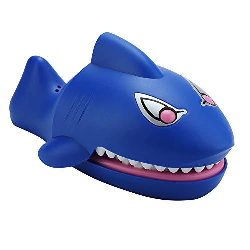Zerodis Truco Juego De Broma Juguete Tiburón Dentista Mordida Dedo Juguete Tricky...