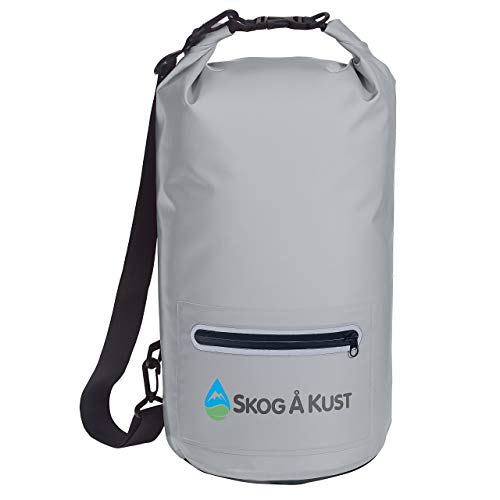 Skog Å Kust DrySak Waterproof Dry Bag | 10L Grey