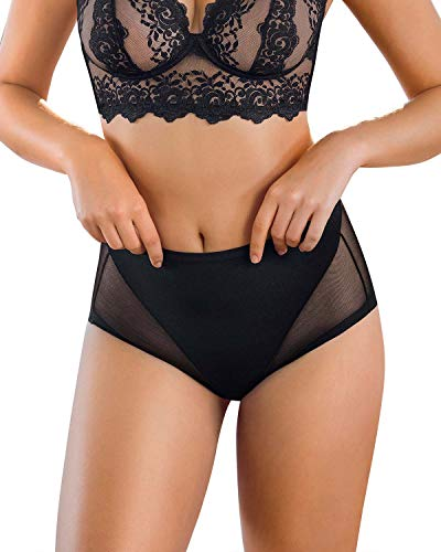 Leonisa Braguita Faja Control Invisible, color negro, size L 🔥