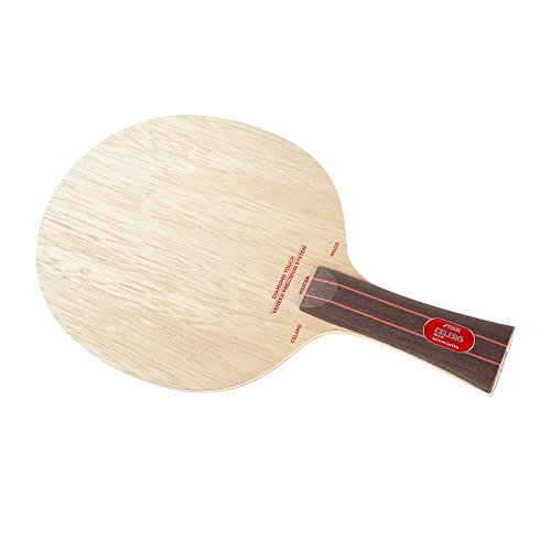 Stiga Celero Wood-with Diamond Touch (Classic Grip), Table Tennis Blade Unisex-Adulto, Marrone, Taglia Unica