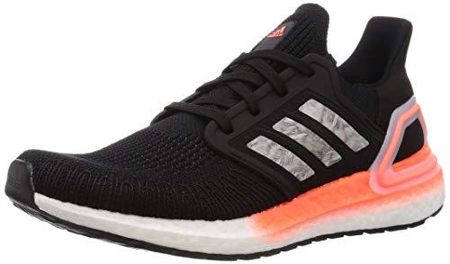 Adidas Performance Ultraboost 20 Sportschuhe/ Trailschuhe für Herren, Schwarz/Grau, - Schwarz Grau - Größe: 41 1/3 EU