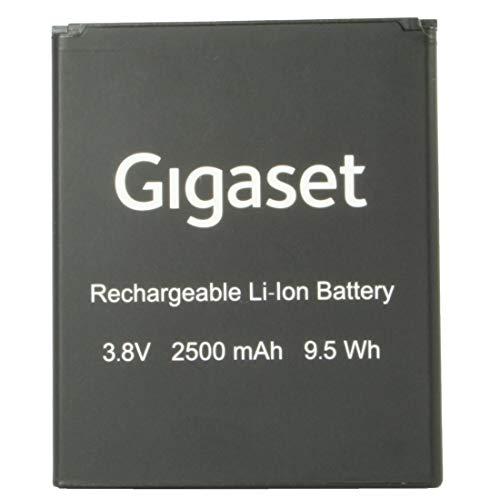 Gigaset Original-Akku für das Gigaset Smartphone GS160 / GS170 Batterie 2500 mAh V30145-K1310-X463 / X463