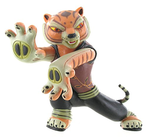 Comansi COM-Y99914Kung Fu Panda Tiger Figur