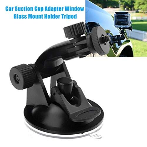 YSHtanj Auto Camera Houder Interieur Decoratie Beugel Auto Zuignap Adapter Raam Glas Mount Houder Statief voor Gopro Hero 4 3 2 HD