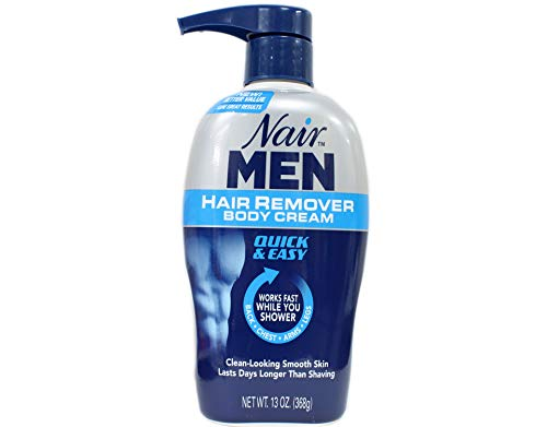 Nair Hair Remover Men Body Cream 368 Ml Pump By Nair Buy Online