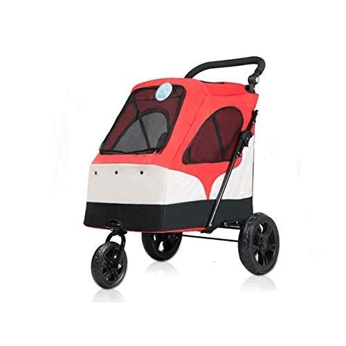 TWL-Wheelchair Also Buggy, Sportlich/Hunde und Katzen Buggy/mit Freier Kapuze Buggy