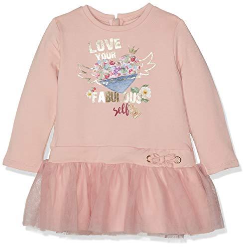 MAYORAL Mädchen Strick Kleid 2948, Pink (Pétalo 46), 86cm (Monat: 18)