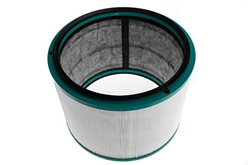 daniplus Pure Filter, vervangingsfilter geschikt voor Dyson ventilator Pure Hot + Cool Link - Nr.: 968101-04