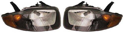 03 cavalier headlight assembly - 5