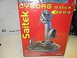 SAITEK CYBORG 2000 COMPUTER PC JOYSTICK (SAITEK CYBORG 2000 JOYSTICK)
