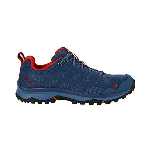 Lafuma Herren Shift Knit Walking Shoe, Poseidon, 40 EU
