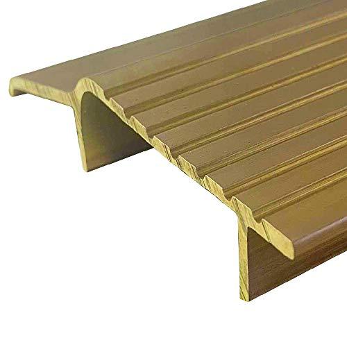 3971BR Interlocking Bronze Threshold