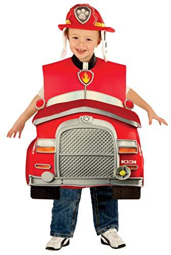 Rubie's Paw Patrol Marshall 3D Child Costume, Toddler
