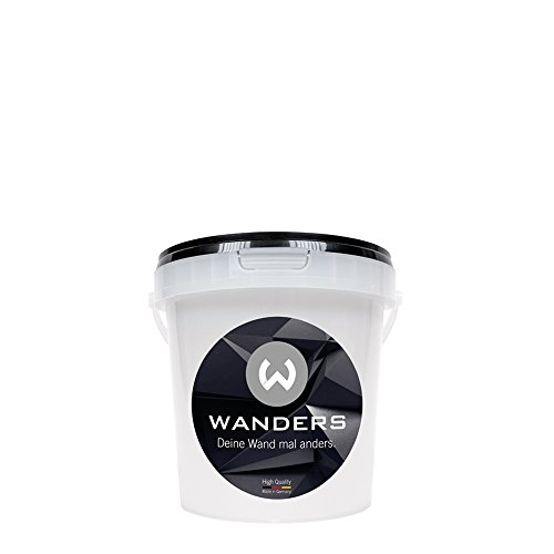 Wanders24 Haftgrund (1 Liter) Tiefengrund, verarbeitungsfertig, Grundierung, Beton, Putz, Haftvermittler, für saugende und nicht saugende Untergründe