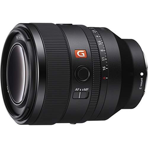 ソニー 単焦点レンズ SEL50F12GM GMレンズ 黒