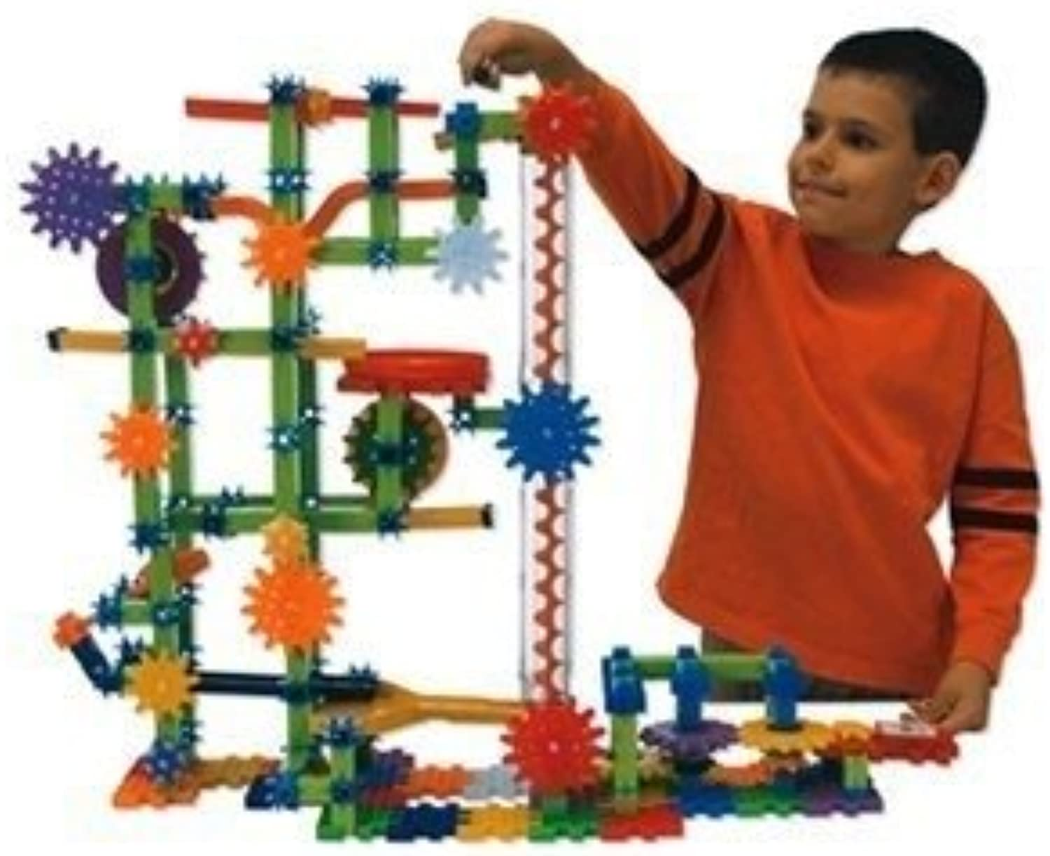 Learning Journey with Power Lifter Techno Gears - Marble Mania Extreme by LEARNING JOURNEY