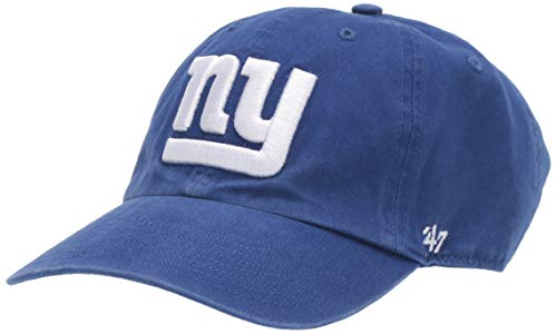 NFL New York Giants 47 Clean Up (Royal, one size)