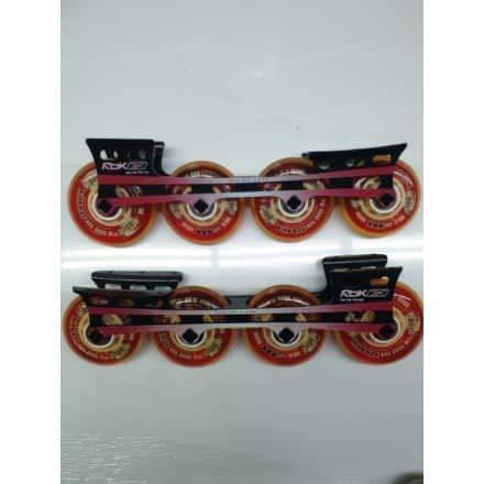 CCM Reebok Inline Hockey Roller Chassis TRI DI - JR 4-5,5