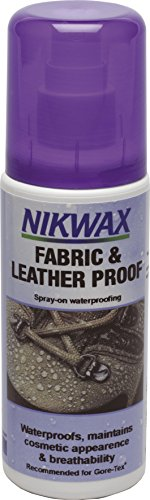 Nikwax  Schuhimpraegnierung Fabric und Leather Spray, 125ml, transparent, one size, 300180000