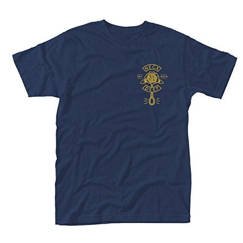 Plastic hoofd Heren hals diepe wastafel of zwemmen Tsfb T-Shirt