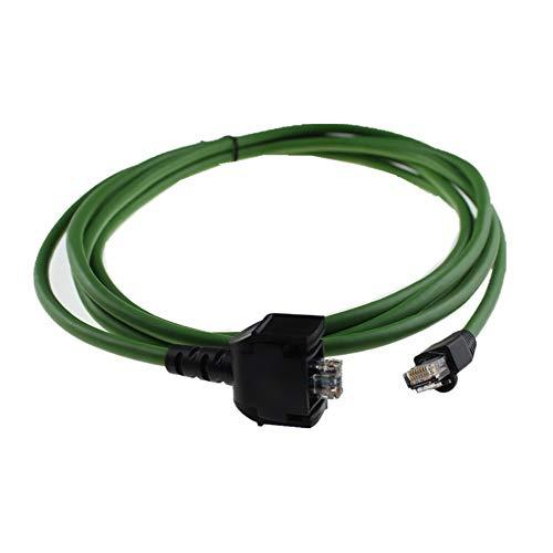 Sbeautli C4 Dedicado línea de diagnóstico programación de la Red por Cable LAN Cableado de la Red de Ordenadores Cable para Vehículos Gasolina con Protocolos OBDII