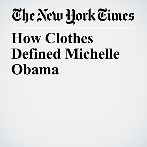 How Clothes Defined Michelle Obama copertina