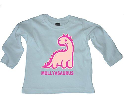 Ice-Tees - T-shirt - Col Ras Du Cou - Manches Courtes - Bébé (garçon) 0 à 24 mois - Bleu - 18 mois