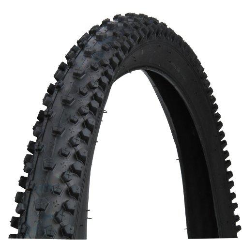 FISCHER Fahrradreifen MTB, schwarz, 26 x 2,3, 60071