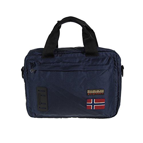 Borsa Nordland Briefcase Napapijri 176-Blu Marine (Blu) MainApps