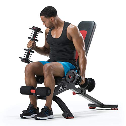 Bowflex 5.1S Stowable Bench