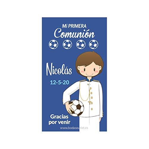 BodasOutlet Pegatinas Personalizadas para Comunion Niño (36)