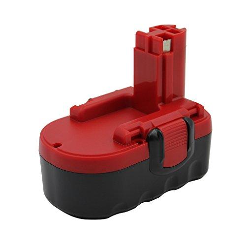 Kinon Reemplazo Herramienta Eléctrica Batería 18V 1.5Ah Para Bosch Taladro Inalámbrico Destornillador...
