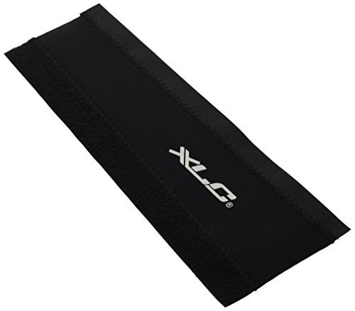 XLC Kettenstrebenschutz Neopren CP-N01, schwarz, 24 x 10 x 1 cm