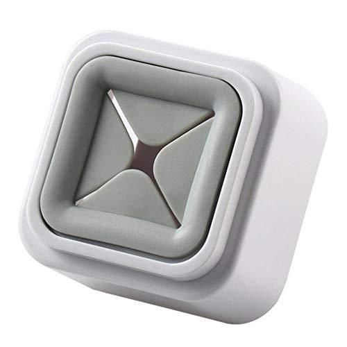 SDK ganchos de cocina para colgar trapos de lavado, toallero con ventosa para pared o ventana de baño