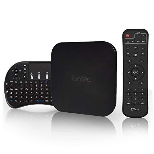 FANTEC 4KS7000 Android TV Media Player 4GB64GB
