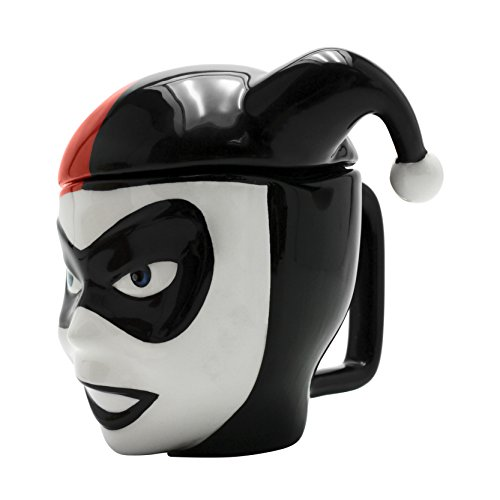 ABYstyle Abysse Corp_ABYMUG419 DC COMICS 3D Tasse HARLEY QUINN