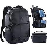 Best Dslr Laptop Backpacks - Endurax Camera Backpack Bags for Photographers, Waterproof DSLR Review