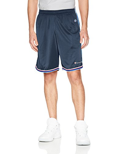 Champion Core Basketball-Shorts. - Blau - Groß