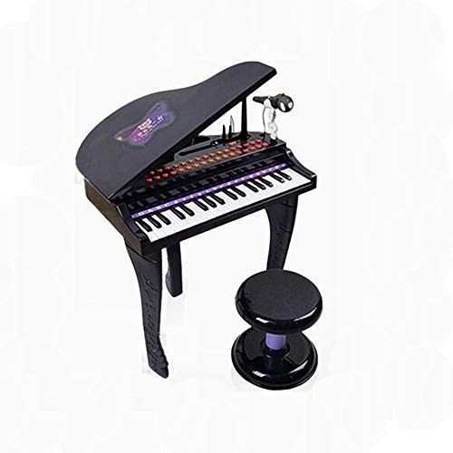 Best Prices! Electronic Piano Toy, 37-key Electronic Keyboard With Microphone, Children's Holiday Gi...