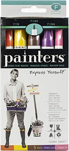 Elmers/X-Acto pintores punta marcadores de pintura, color Sierra Sunset