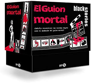 Amazon.es: Black Stories