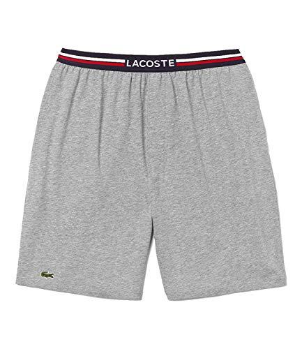 Lacoste Loungewear - Knit Short - Kurze Hose - grau meliert (M)