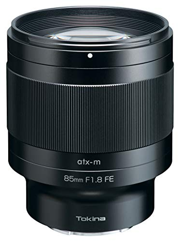 TOKINA ATX-m 85mm F1.8 Sony FE Mount
