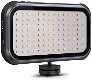 TaoTronics Portable Led Video Light for DSLR Camera Camcorder