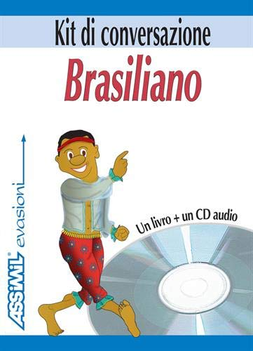 Brasiliano. Kit di conversazione. Con CD Audio (Assimil evasioni)
