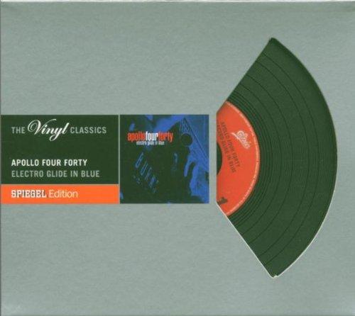 Electro Glide In Blue -- The Vinyl Classics (CD in Vinyl-Optik)