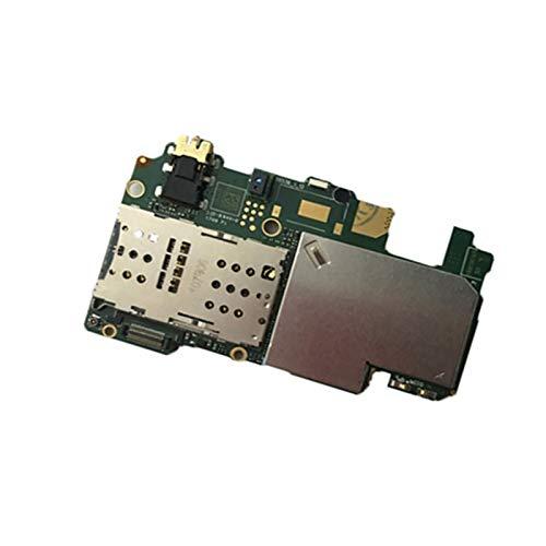 Module Board Reemplazo Placa Base Fit For Xiaomi 4 Redmi 4X Con Tablero De Lógica De Chip Android OS Teléfono 16GB 32GB 64GB Reemplazado Pieza repuesto teléfono celular placa base ( Color : 16GB )