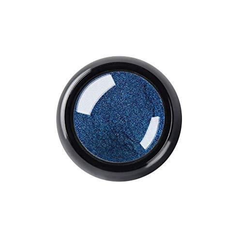 ROUTEFUTURE Miroir Scintillant Effet Poudre Ongle Brillant Poudre Bricolage Polonais Extension Nail Art Poudre de Titane Pour Ongles Poudre à Ongles Miroir (I)