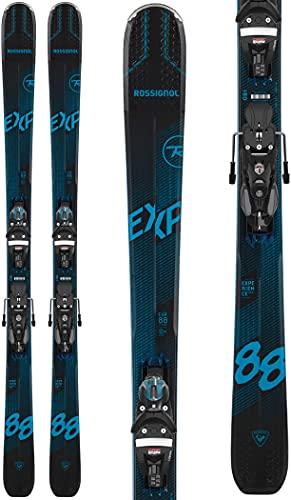 Rossignol Experience 88 TI Basalt Mens Skis 173 W/Look SPX 12 GW Bindings